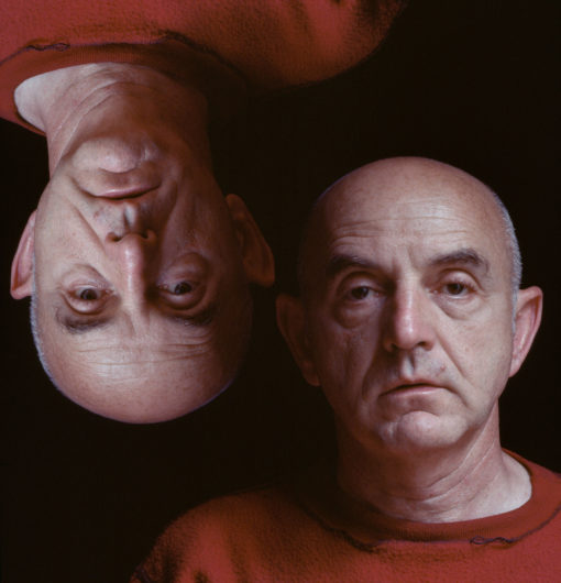 Duane Michals portrait
